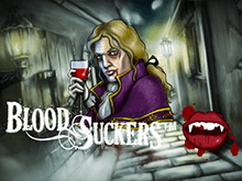 Играйте бесплатно в автомат Blood Suckers на деньги