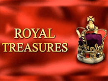 Казино 777 с автоматом Royal Treasures