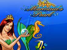 777 автомат Mermaid's Pearl онлайн