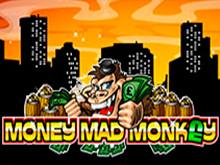Игровой автомат Money Mad Monkey в Admiral casino – преимущества