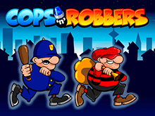 Cops 'N' Robbers от Novomatic – автомат онлайн