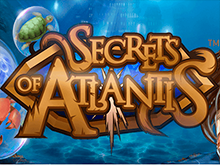 Игра онлайн в казино на деньги на слоте Secrets Of Atlantis